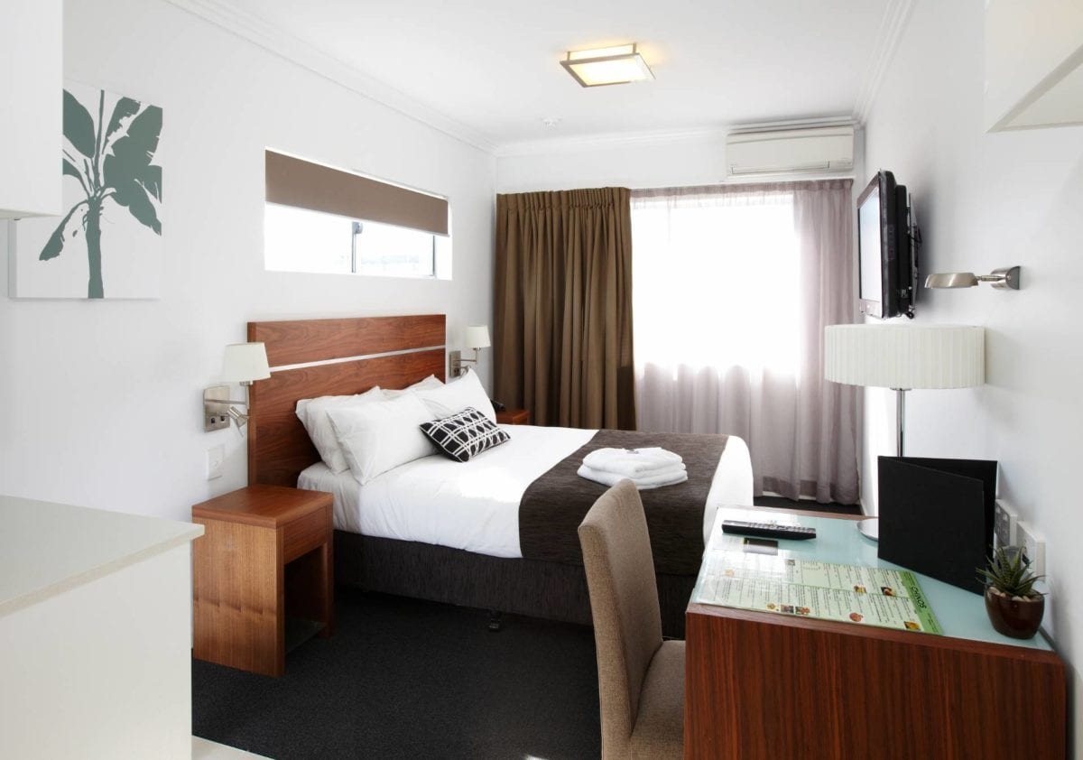 Hotel Chino Woolloongabba Brisbane Compact Studio