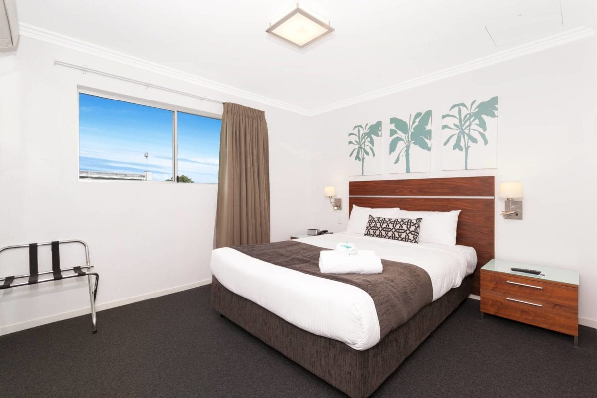 Hotel Chino Woolloongabba Brisbane Disabled Bedroom Room To Move Able To Lift For Hoist
