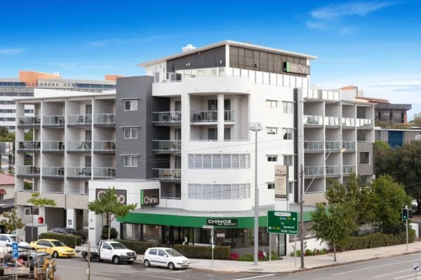 Hotel Chino Woolloongabba Brisbane Exterior Close To Pa Hospital 2