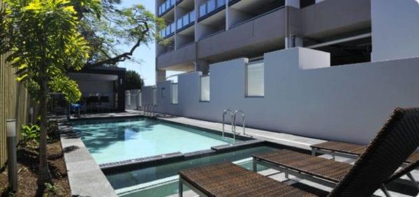 Hotel Chino Woolloongabba Brisbane Hotel Chino Pool