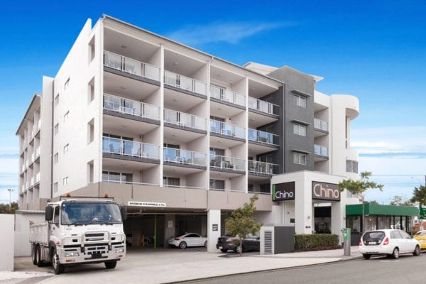 Hotel Chino Woolloongabba Brisbane High Vehicle Parking Onsite As Well As Secure Undercover Parking