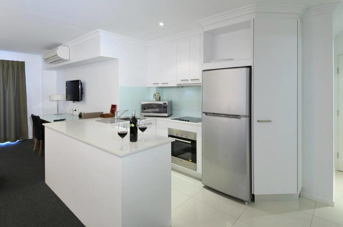 Hotel Chino Woolloongabba Brisbane Kitchen