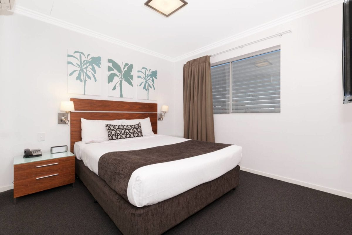 Hotel Chino Woolloongabba Brisbane One Bedroom Apt